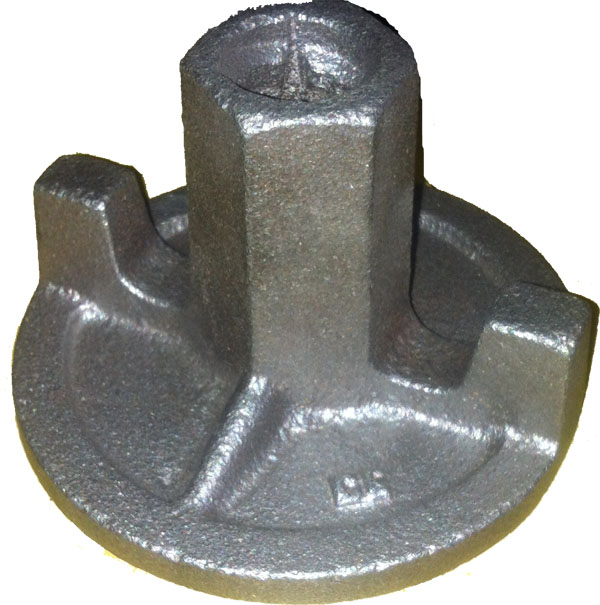 Anchor Nut with Collar
